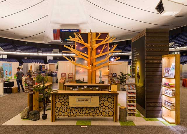 natures bakery expo west