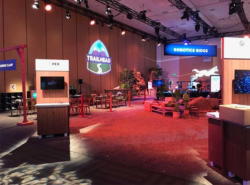 800PLANT IT - Dreamforce'18 Conference