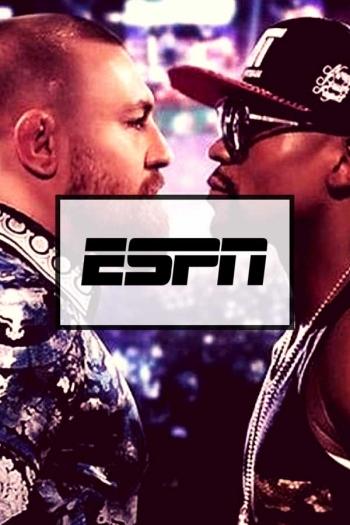 ESPN - Mayweather vs. MacGregor fight in Las Vegas