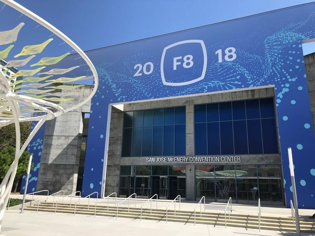 facebook f8 conference san jose