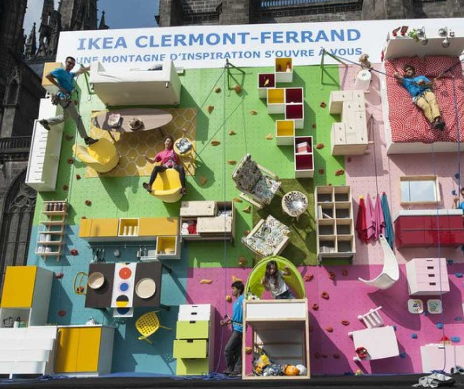 Ikea Experiential Marketing