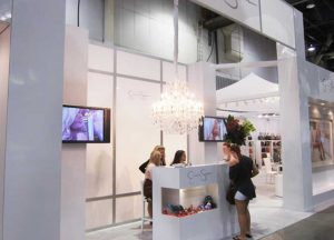 jessica simpson booth, magic - from absolute exhibits