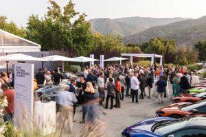 Monterey Car Week - Live Trees & Florals - McLaren
