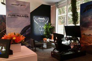 McLaren Monterey Car Week - Live Trees & Floral Rentals
