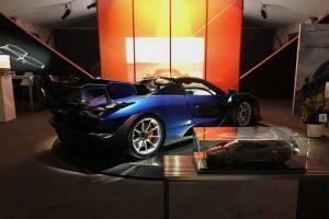 McLaren Car Week - Live Plant & Tree Rentals