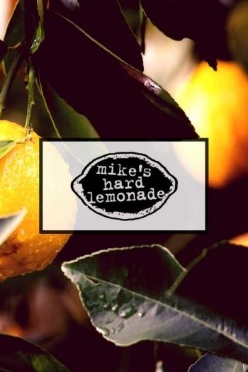 Mike's Hard Lemonade on Abbot Kinney Boulevard in Venice, CA
